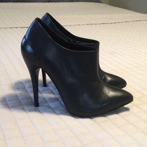 Shoe mint Booties